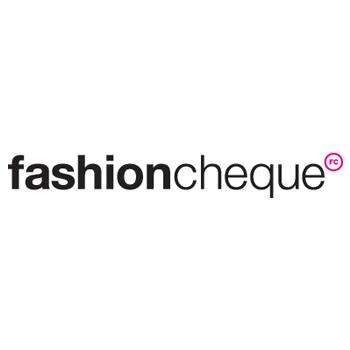 Dit is het logo van Fashioncheque, een koppelinspartner van StoreContrl Kassasystemen
