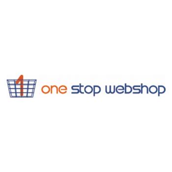 Dit is het logo van Onestopwebshop