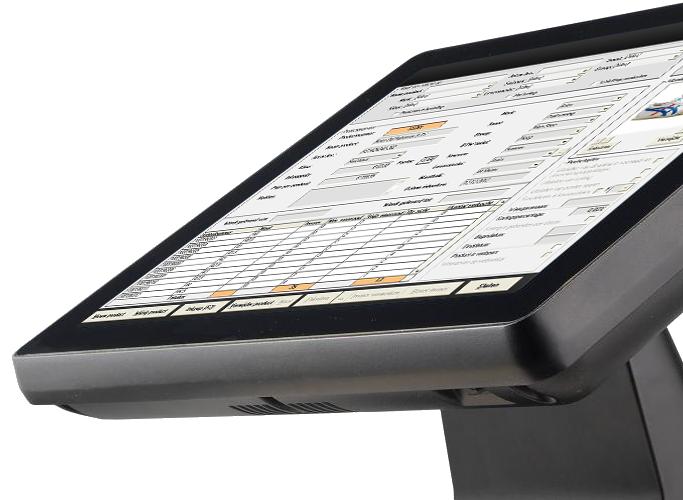 Touchscreen kassa met voorraadbeheer van StoreContrl Classic