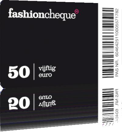 Fashioncheque kaart koppeling met StoreContrl Classic kassasysteem