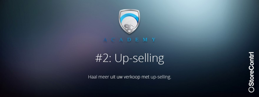 StoreContrl Academy class over Up-selling